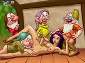 Cartoon Reality - Snow White and the Seven Dwarfs