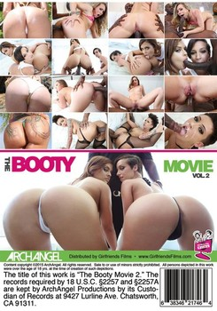 The Booty Movie 2 (2015) WEBRip