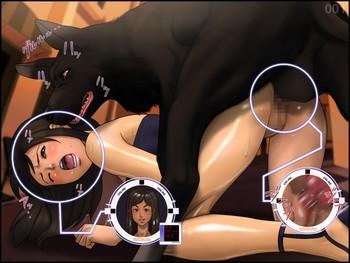Jukan ACE Origin No. 001 & 002 Hentai Beastiality Manga Doujinshi