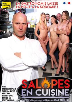 Salopes En Cuisine (2015) WEBRip