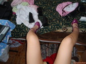 Student Lena photo shoot self in a hostel (181pics) Privat016