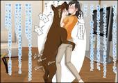 Haruharu Dou Inuni 犬に Hentai CG Beastiality Manga Doujinshi