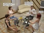 Familyfancy - Family orgy