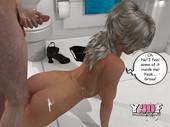 Y3DF - Bath