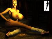 foxtrot3D - collection of art part 1
