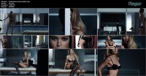 Doutzen Kroes Video Lenceria Voyeur Calvin Klein 2015