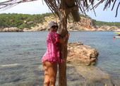 Girls on vacation in the resort (110pics) Privat028