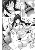 Type-G Ishigaki Takashi Infinte Stratos Broom on the Frontline English Hentai Manga Doujinshi